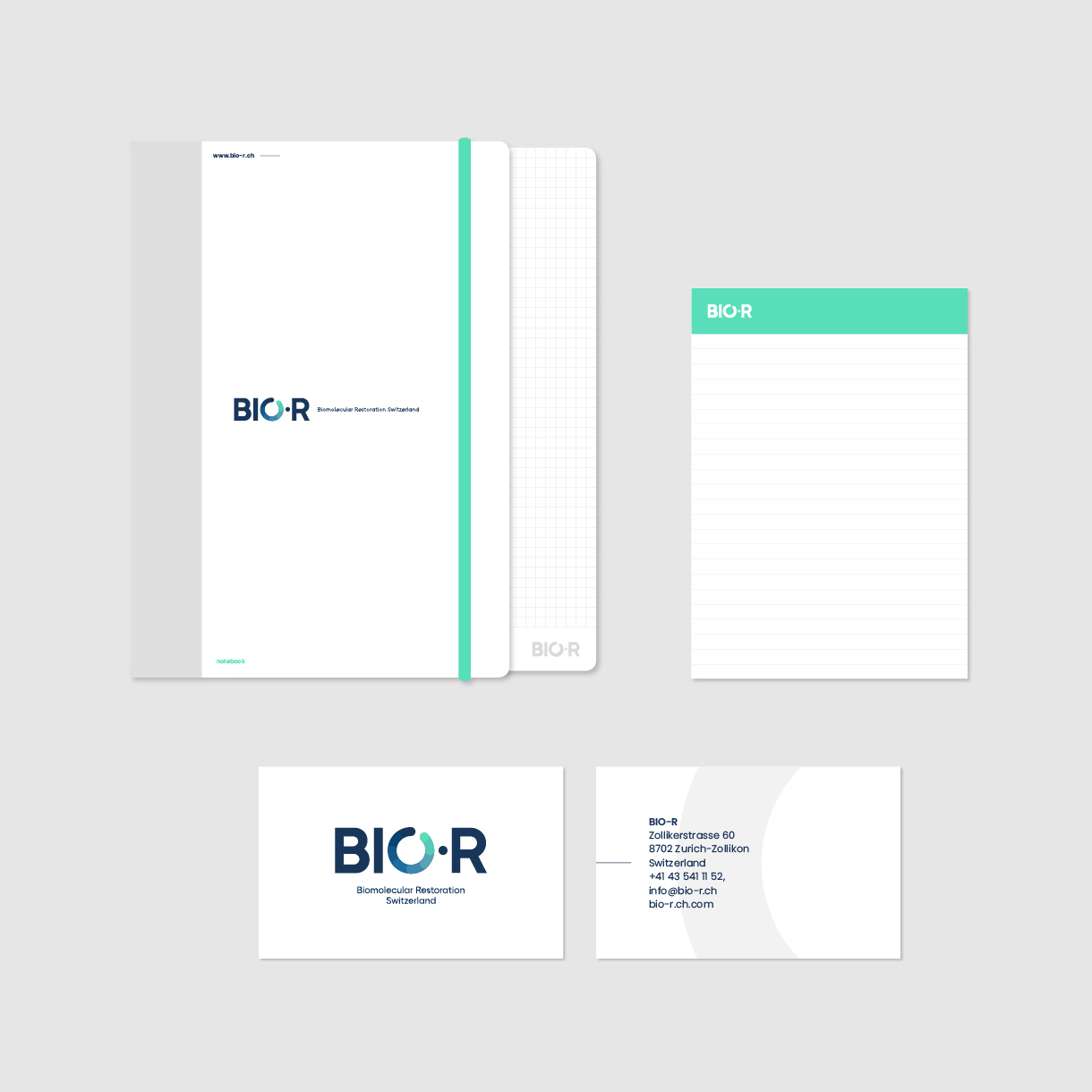 bior - business cards