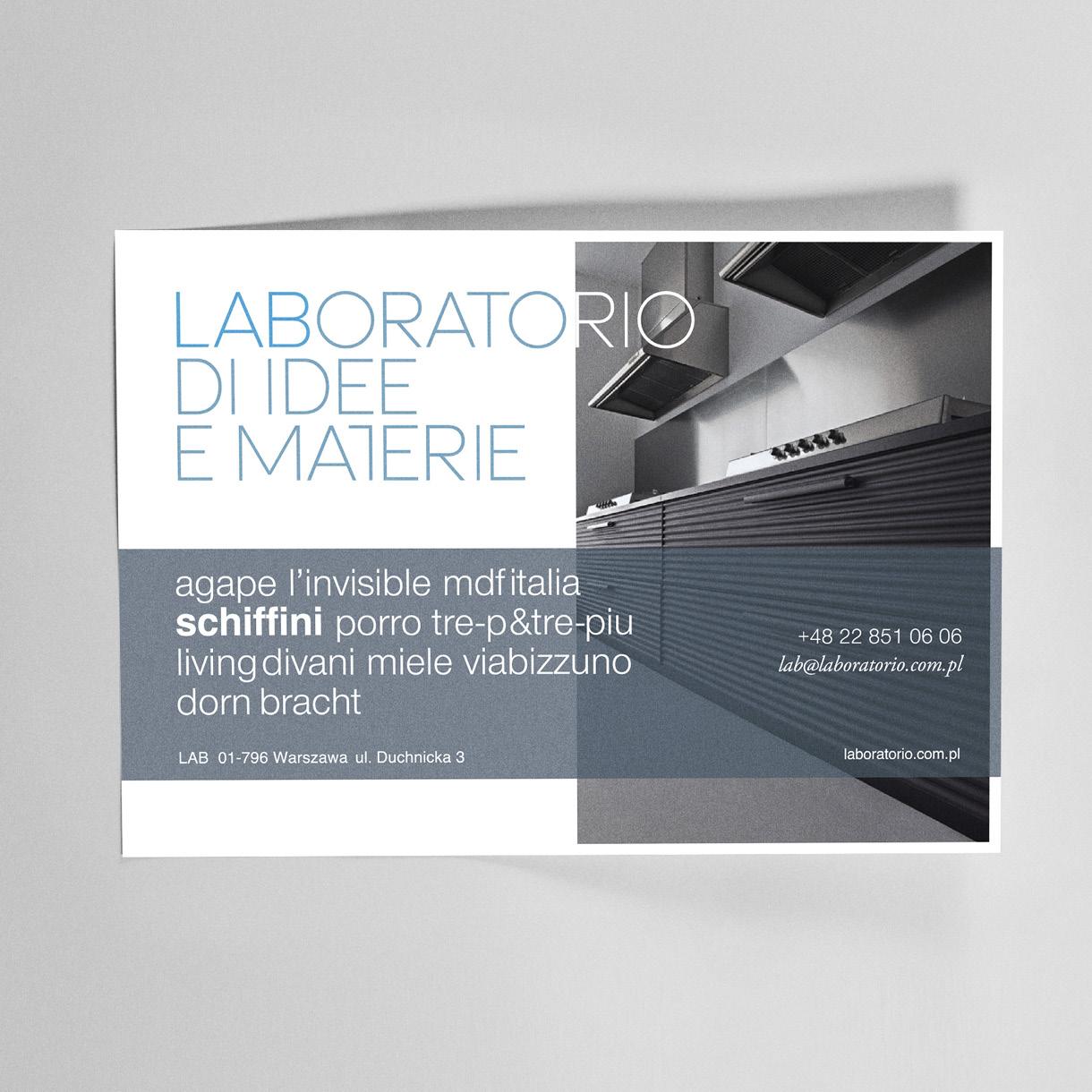 lab - card