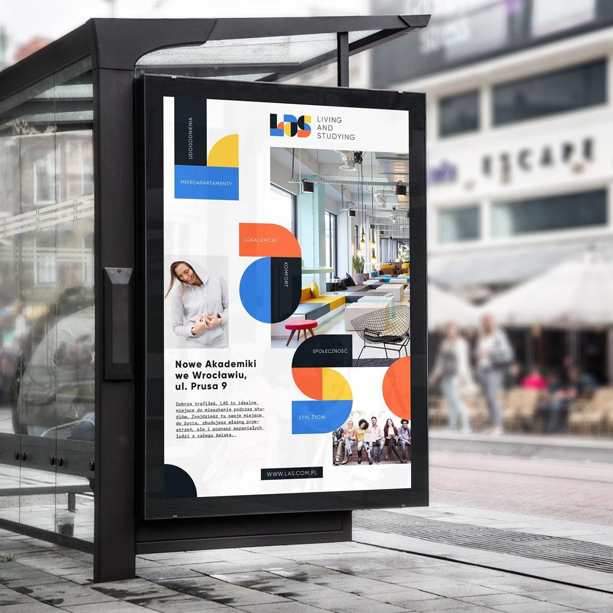 LAS Wrocław - Poster