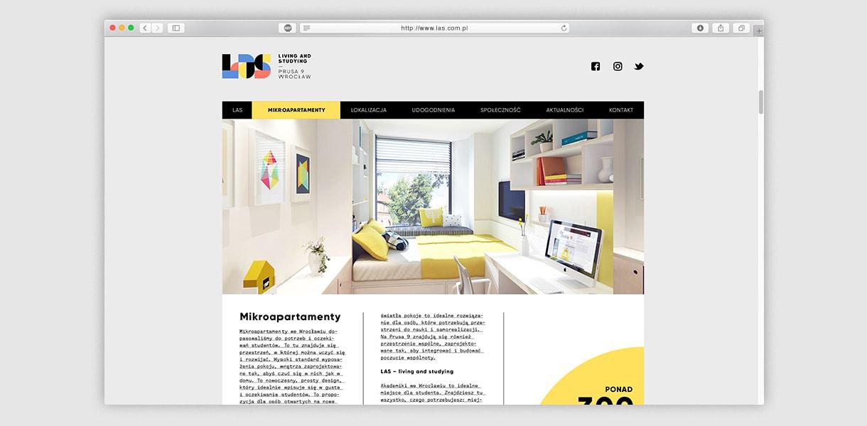 LAS - Website