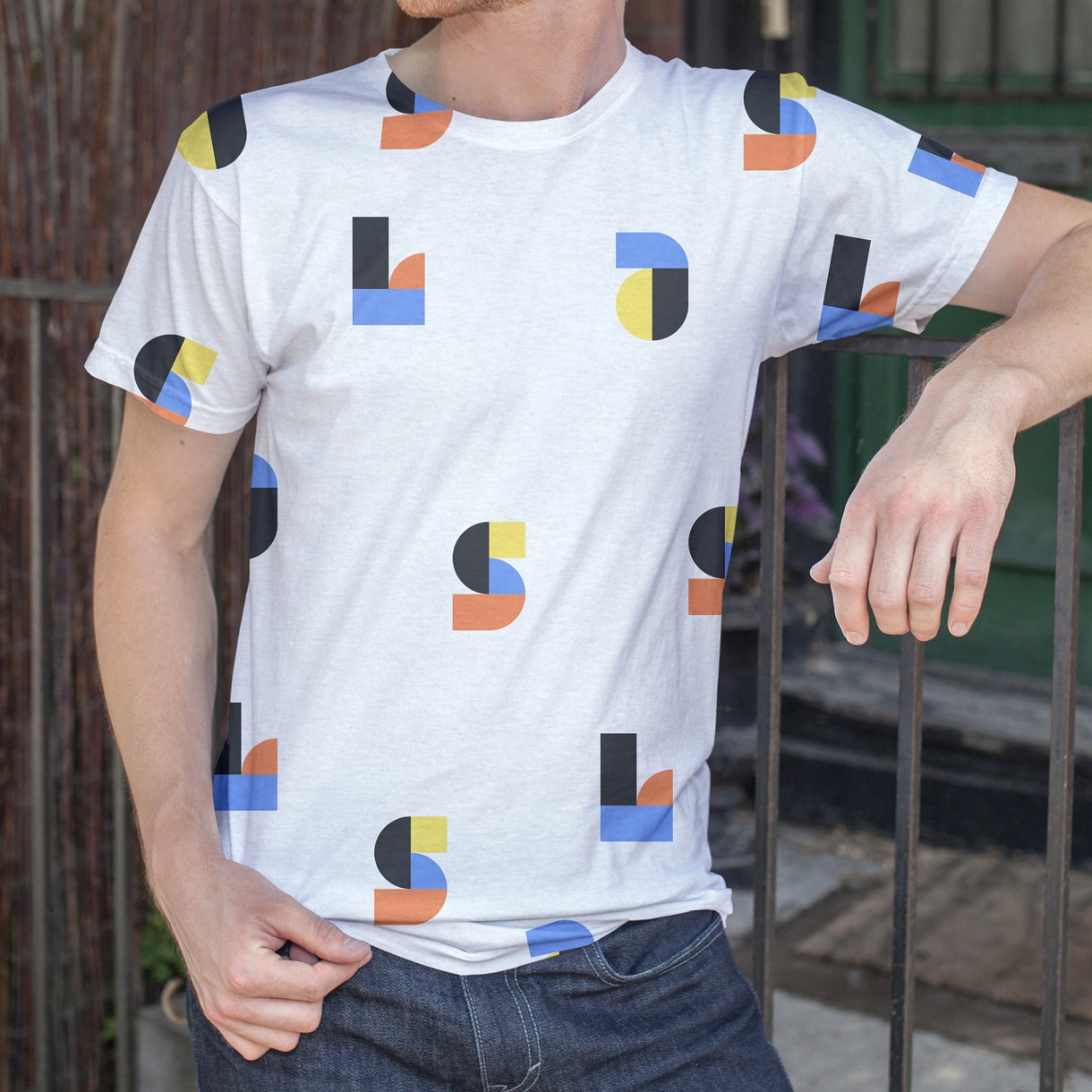 LAS - T-shirt