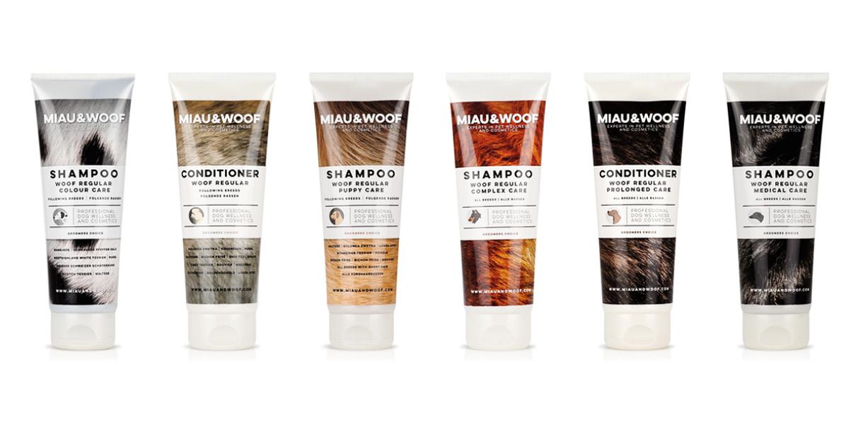 b&m - shampoos