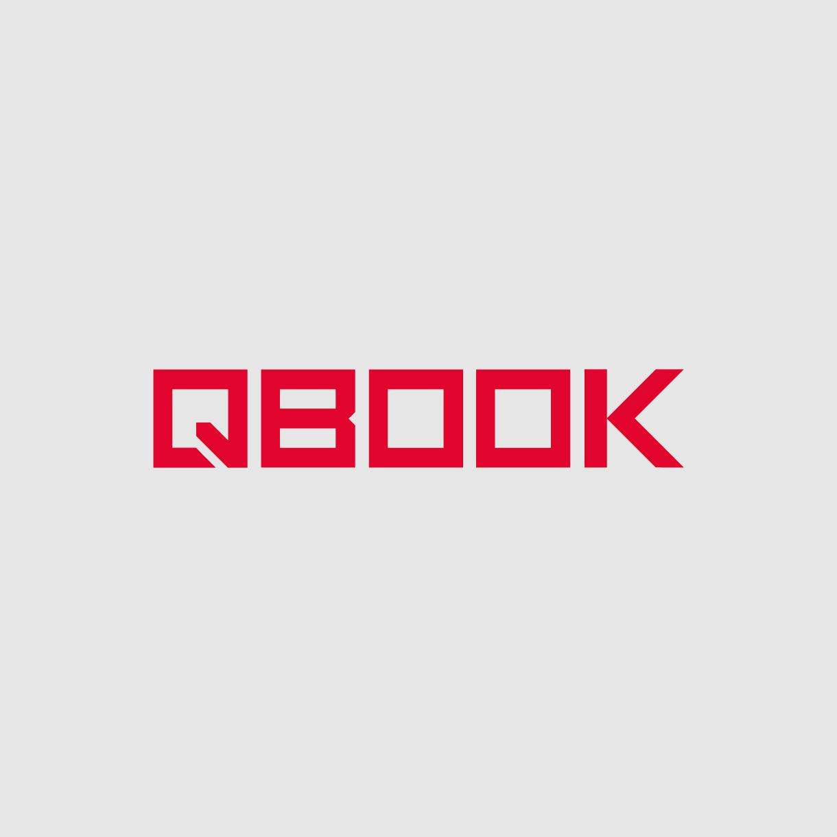 Qbook - logo