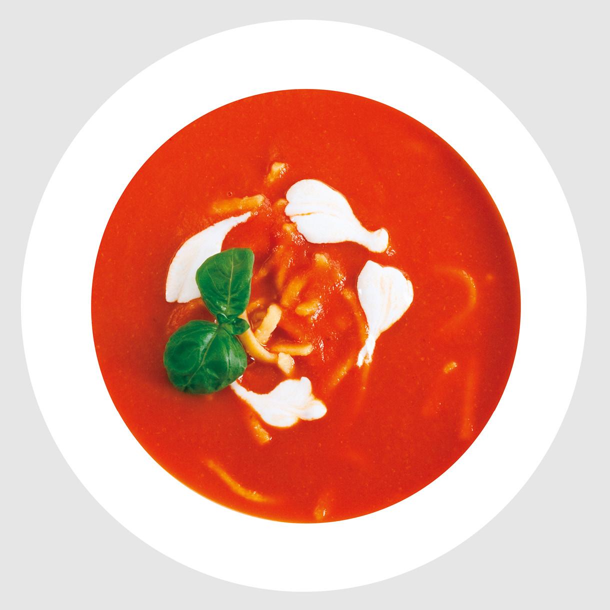 zuper - tomato soup