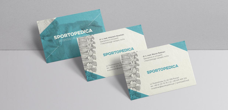 sportopedica - busieness cards