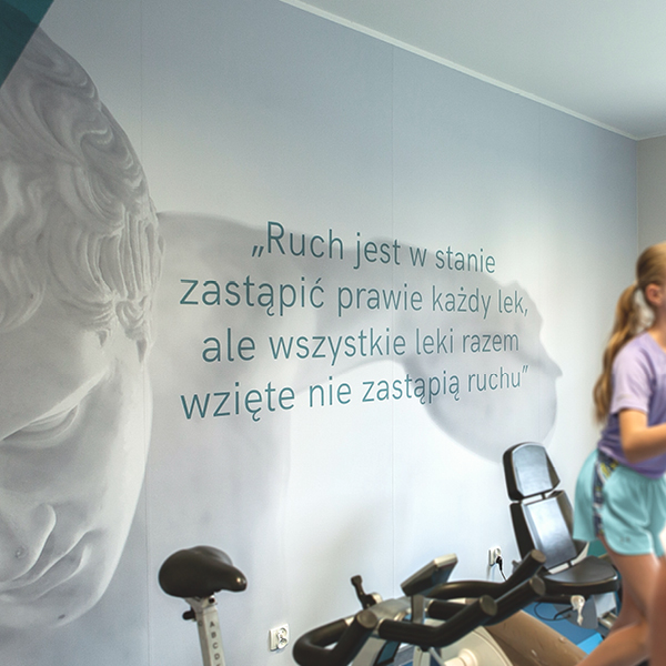 sportopedica - gym